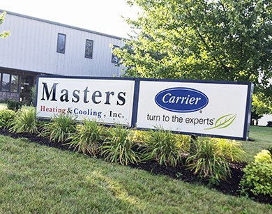 Fort Wayne Location - Masters Heating & Cooling
