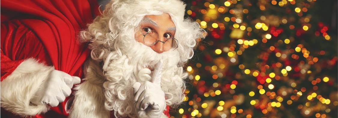 Santa Sneaking - Masters Heat Cool